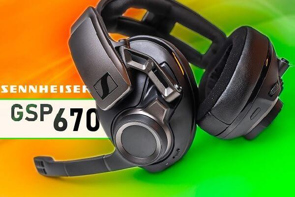 auriculares gaming sennheiser 670