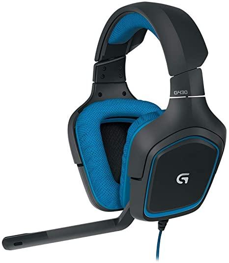 AUDIFONO LOGITECH G430 1
