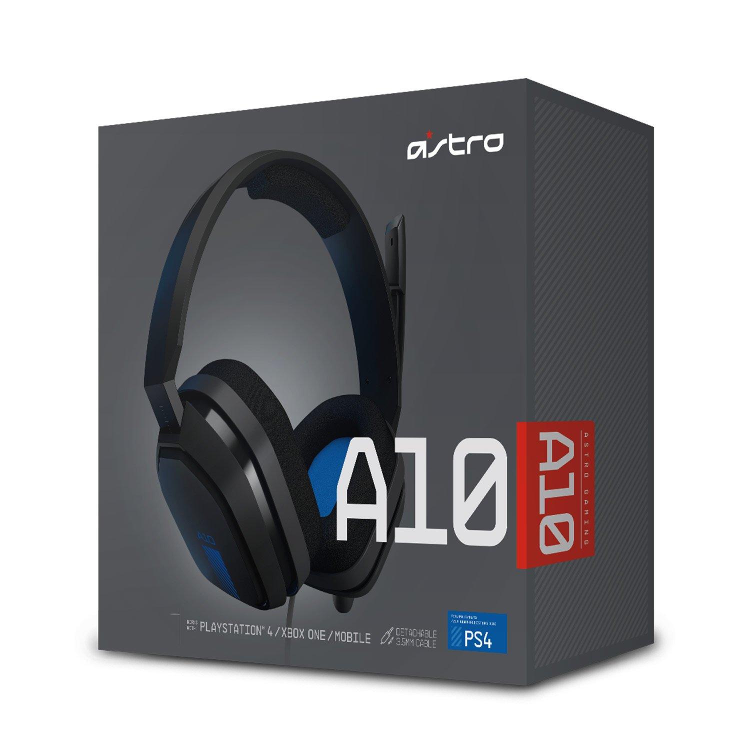 AUDIFONOS ASTRO A10 PS4 1