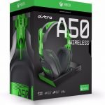 CASCOS GAMING AUDIFONOS ASTRO A50 XBOX ONE