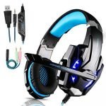 CASCOS GAMING AUDIFONOS GAMER ECONOMICOS