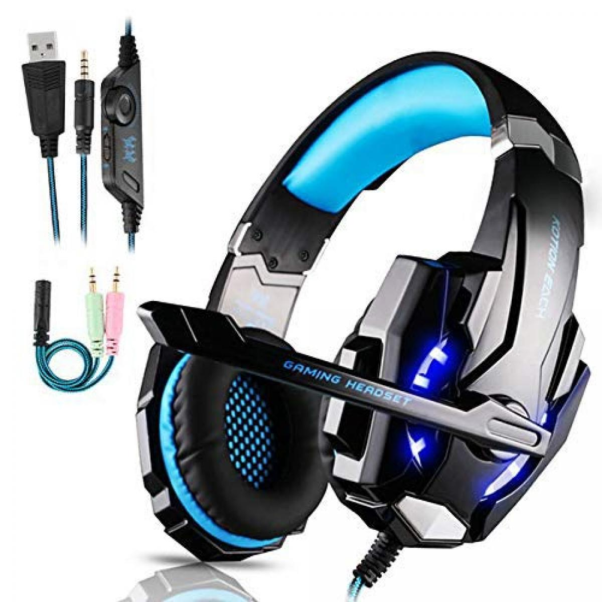 AUDIFONOS GAMER ECONOMICOS 1