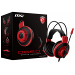 CASCOS GAMING AUDIFONOS MSI