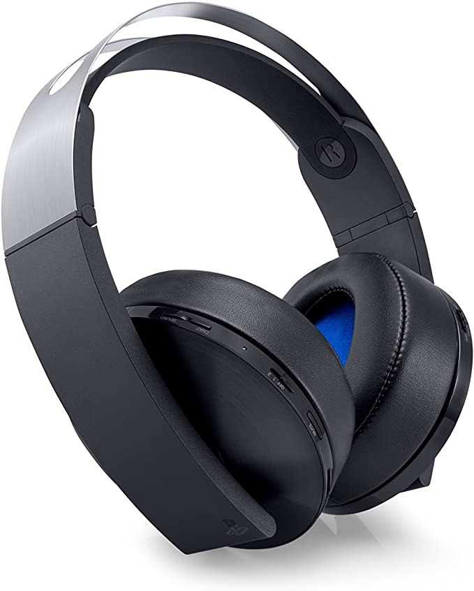 AURICULARES PLATINUM PS4 GAME 1