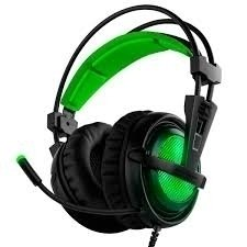 AUDIFONOS GAMER ECONOMICOS 7