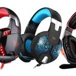 CASCOS GAMING MEJORES AUDIFONOS GAMERS